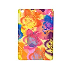 Pop Art Roses Ipad Mini 2 Hardshell Cases