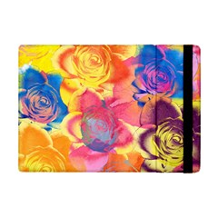 Pop Art Roses iPad Mini 2 Flip Cases by DanaeStudio