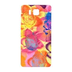 Pop Art Roses Samsung Galaxy Alpha Hardshell Back Case by DanaeStudio