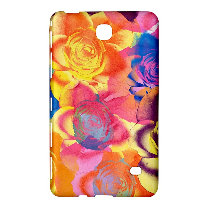 Pop Art Roses Samsung Galaxy Tab 4 (8 ) Hardshell Case
