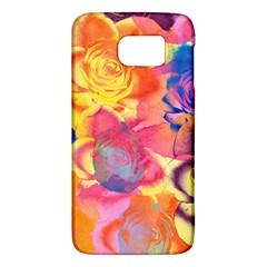 Pop Art Roses Galaxy S6