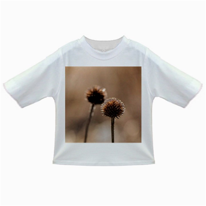 2  Verwelkte Kugeldistel Infant/Toddler T-Shirts