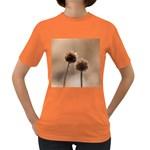 2  Verwelkte Kugeldistel Women s Dark T-Shirt