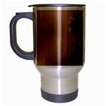 2  Verwelkte Kugeldistel Travel Mug (Silver Gray) Left