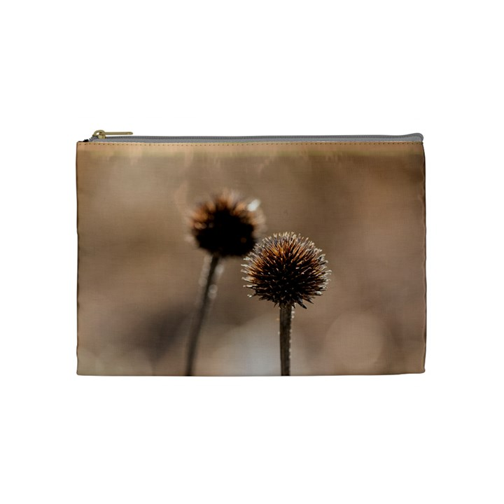2  Verwelkte Kugeldistel Cosmetic Bag (Medium)