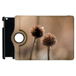 2  Verwelkte Kugeldistel Apple iPad 2 Flip 360 Case Front
