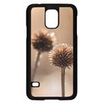 2  Verwelkte Kugeldistel Samsung Galaxy S5 Case (Black)