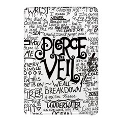 Pierce The Veil Music Band Group Fabric Art Cloth Poster Samsung Galaxy Tab Pro 10 1 Hardshell Case by Onesevenart