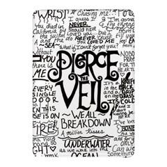 Pierce The Veil Music Band Group Fabric Art Cloth Poster Samsung Galaxy Tab Pro 12 2 Hardshell Case by Onesevenart
