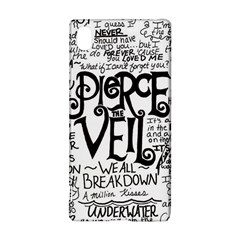 Pierce The Veil Music Band Group Fabric Art Cloth Poster Sony Xperia Z3+ by Onesevenart