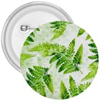 Fern Leaves 3  Buttons Front
