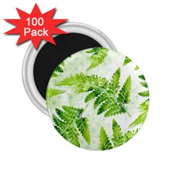 Fern Leaves 2.25  Magnets (100 pack)