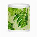 Fern Leaves Night Luminous Mugs Center