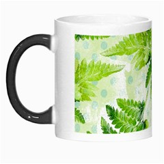Fern Leaves Morph Mugs