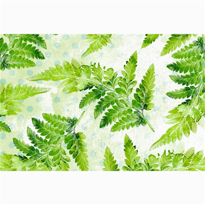 Fern Leaves Collage Prints