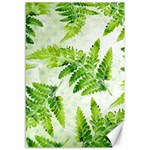 Fern Leaves Canvas 12  x 18   18 x12 Canvas - 1