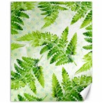 Fern Leaves Canvas 16  x 20   20 x16 Canvas - 1
