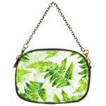 Fern Leaves Chain Purses (One Side)  Front
