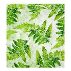 Fern Leaves Shower Curtain 66  x 72  (Large)