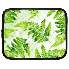 Fern Leaves Netbook Case (XXL)