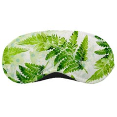 Fern Leaves Sleeping Masks