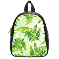 Fern Leaves School Bags (Small)