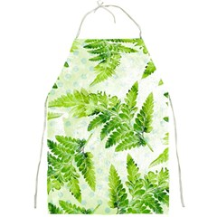 Fern Leaves Full Print Aprons