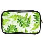 Fern Leaves Toiletries Bags Front