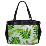 Fern Leaves Office Handbags Front