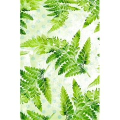 Fern Leaves 5.5  x 8.5  Notebooks