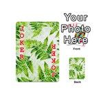 Fern Leaves Playing Cards 54 (Mini)  Front - Joker2