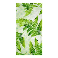Fern Leaves Shower Curtain 36  x 72  (Stall)