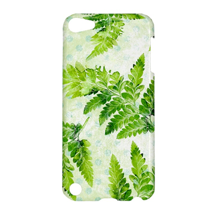 Fern Leaves Apple iPod Touch 5 Hardshell Case