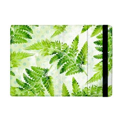 Fern Leaves Apple Ipad Mini Flip Case by DanaeStudio