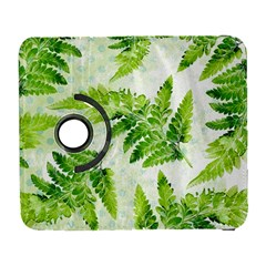 Fern Leaves Samsung Galaxy S  III Flip 360 Case
