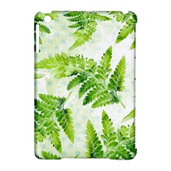 Fern Leaves Apple iPad Mini Hardshell Case (Compatible with Smart Cover)