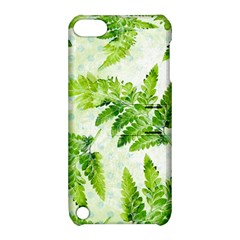 Fern Leaves Apple iPod Touch 5 Hardshell Case with Stand