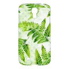 Fern Leaves Samsung Galaxy S4 I9500/I9505 Hardshell Case