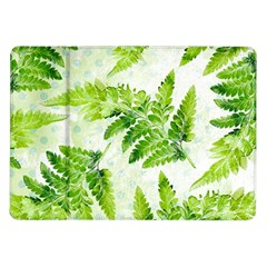 Fern Leaves Samsung Galaxy Tab 10.1  P7500 Flip Case