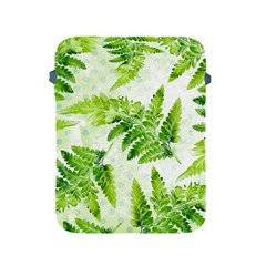 Fern Leaves Apple Ipad 2/3/4 Protective Soft Cases by DanaeStudio