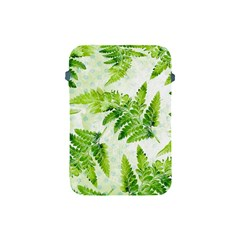 Fern Leaves Apple Ipad Mini Protective Soft Cases by DanaeStudio