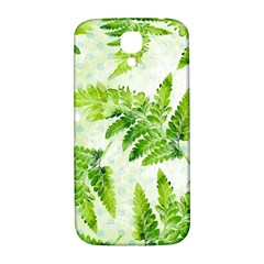 Fern Leaves Samsung Galaxy S4 I9500/I9505  Hardshell Back Case