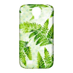 Fern Leaves Samsung Galaxy S4 Classic Hardshell Case (PC+Silicone)
