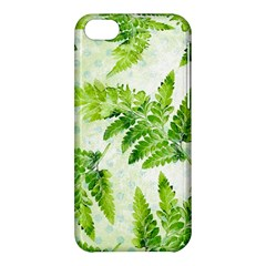 Fern Leaves Apple iPhone 5C Hardshell Case
