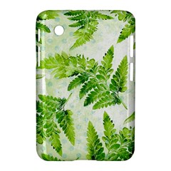 Fern Leaves Samsung Galaxy Tab 2 (7 ) P3100 Hardshell Case