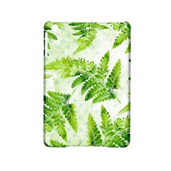 Fern Leaves Ipad Mini 2 Hardshell Cases by DanaeStudio