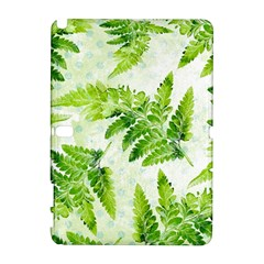 Fern Leaves Samsung Galaxy Note 10.1 (P600) Hardshell Case