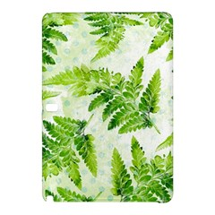 Fern Leaves Samsung Galaxy Tab Pro 12 2 Hardshell Case by DanaeStudio