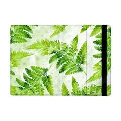 Fern Leaves Ipad Mini 2 Flip Cases