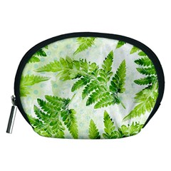 Fern Leaves Accessory Pouches (Medium)